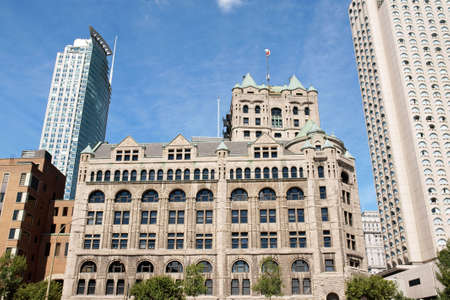 historic sites: Windsor Station was built in Montreal between 1887 and 1889 by New York architect Bruce Price. Its no longer used as a railway station since 1981 and in 1990 it was designated as a heritage railway station by the Historic Sites and Monuments Board of Can