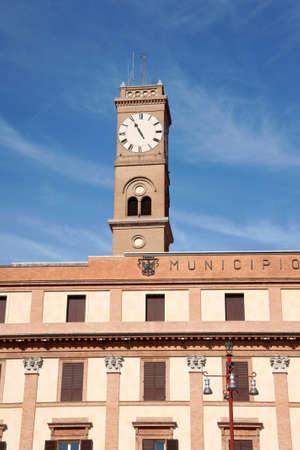 atilde: Town Hall of Forl&Atilde,