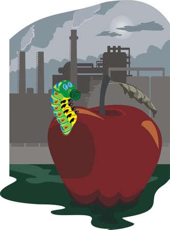 ivresse: la pollution de l'environnement - vers une intoxication