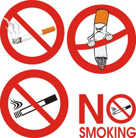 prohibido: no fumar - inicio de sesi�n