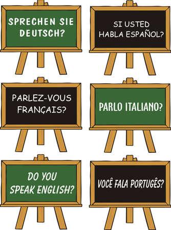 sujeto: Escuela de idiomas extranjeros