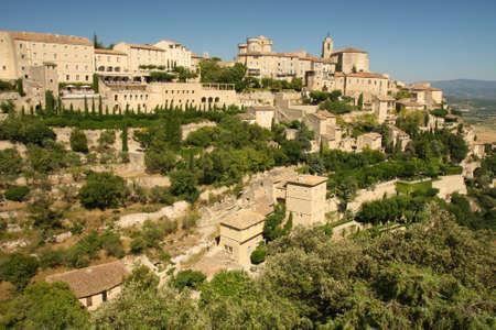 gordes: Gordes - a city on the hill, provence