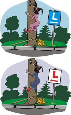 autoscuola: Witch incidente - scuola guida