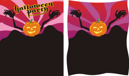 Halloween party Stock Vector - 10303734