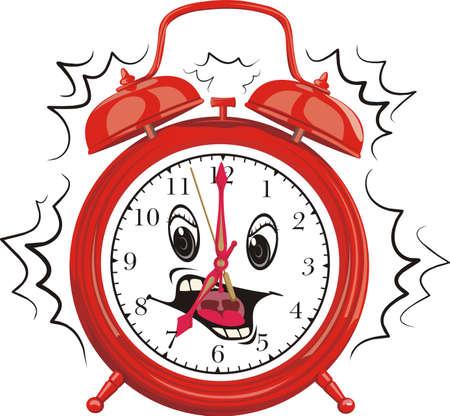 get up: it `s ora di alzarsi Vettoriali