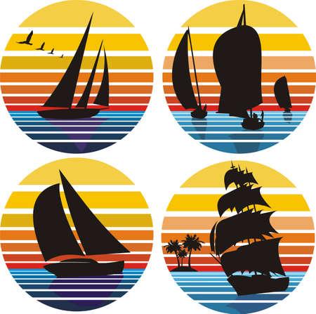 yachting, zeilen, regatta