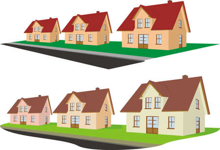 plots: real estate - suburb