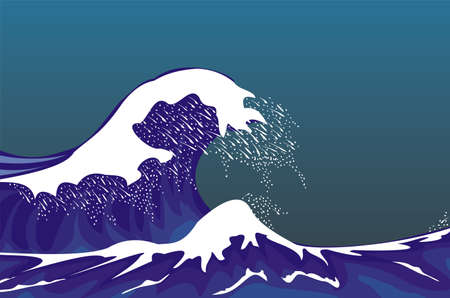 mare agitato: burrascoso oceano