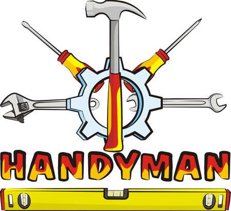 handyman - tools