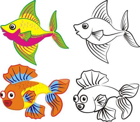 fish Stock Vector - 15191949