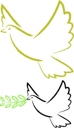 holy communion: holy spirit, dove of peace