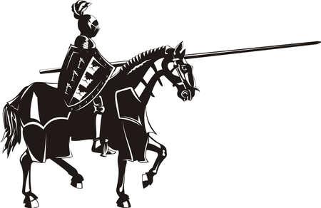 medieval knight: medieval knight