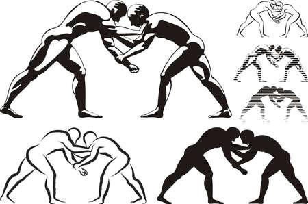 wrestling: wrestling - greco-roman or freestyle