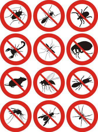 plagas: control de plagas - icono plagas