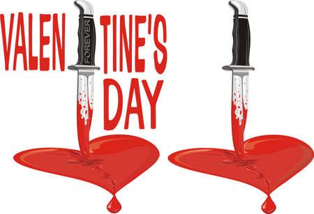 hurts: broken heart - Valentines Day