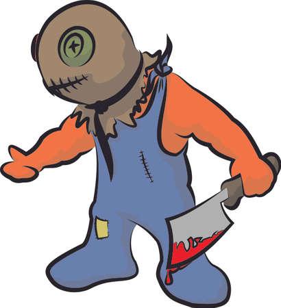 Trick or Treat - Halloween kid