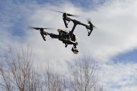 inspiracion: Mosca Drone