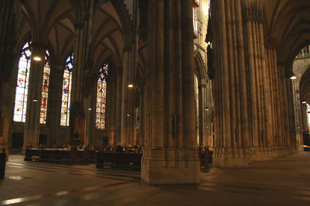 dom: dom cath�drale Allemagne Banque d'images
