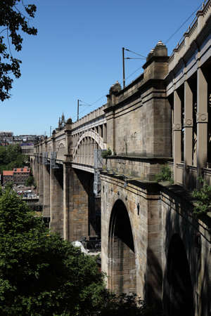 High Level Bridge, Newcastle Upon Tyne photo