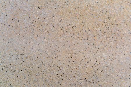 beige: Beige Gravel concrete texture background Stock Photo