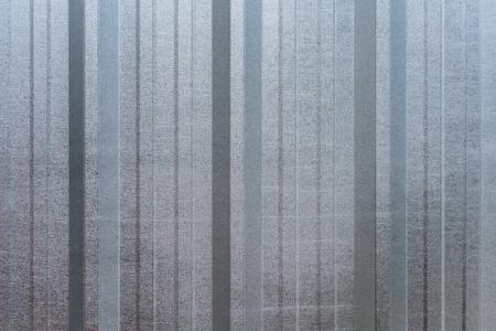 metal sheet: Metal corrugated sheet texture background Stock Photo