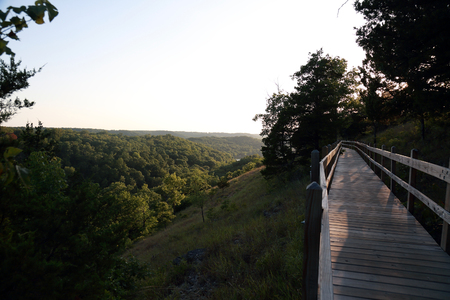 foot bridge, board walk