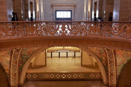 Interior:  Missouri State Capitol Building