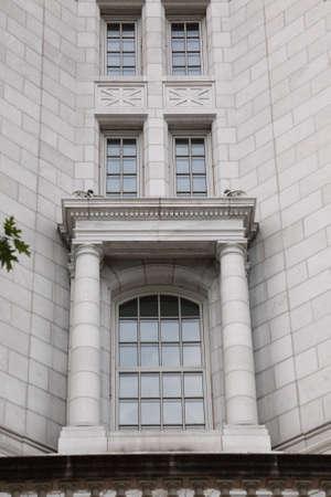 Exterior:  Missouri State Capitol building