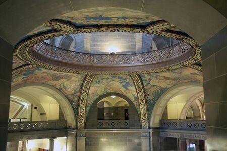missouri: Missouri State Capitol interior
