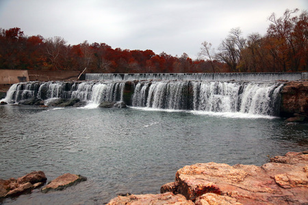 Grand Falls, Joplin, Missouri, USA