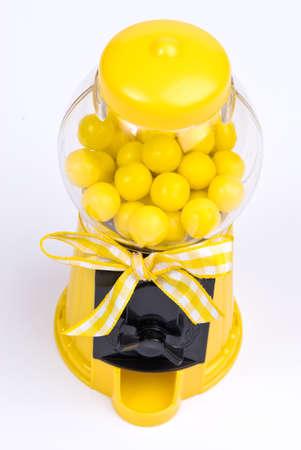 gumball: Yellow Gumball Machine