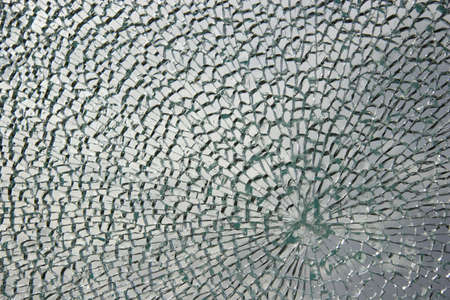 smashed: Shattered window (4) broken glass abstract background