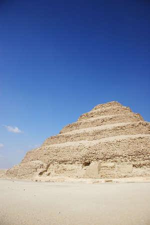 djoser: The Step Pyramid of Djoser, Egypt