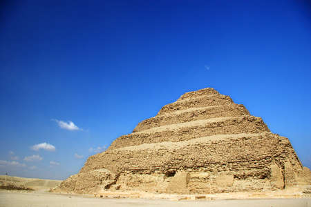 djoser: The Step Pyramid of Djoser in Egypt
