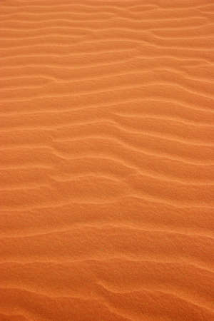 ondulation: Sch�mas de sable dans le d�sert  Banque d'images
