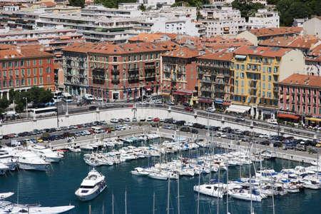 Nice harbour, Nice, France   photo