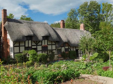 anne: Anne Hathaways Cottage  Garden