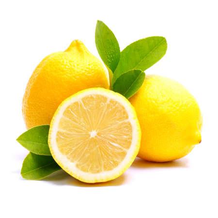 cidra: Los limones