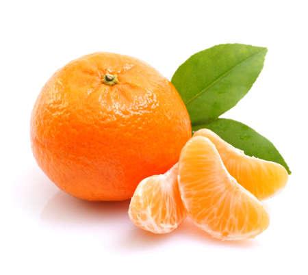 Mandarin orange Archivio Fotografico