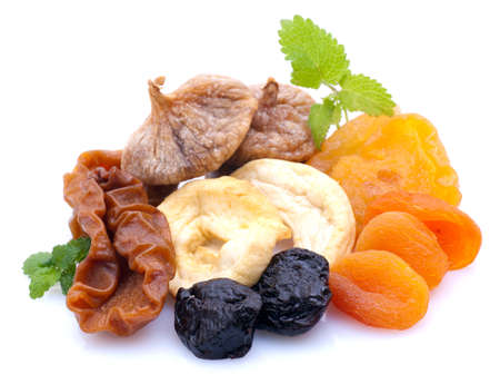 dried fruit: Dried fruit Stock Photo