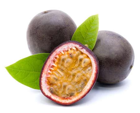 passion fruit: Passion fruit Stock Photo