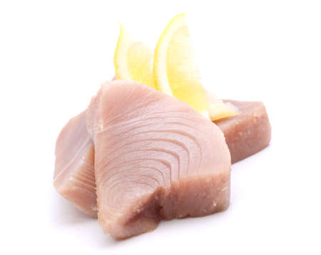 fillets: Fresh tuna