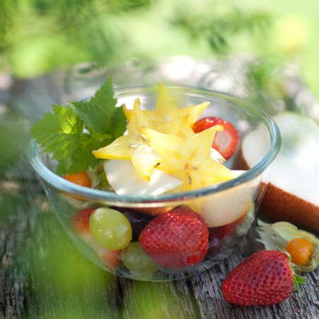 Fruit salad Stock Photo - 13274148