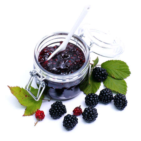bramble: blackberry jelly