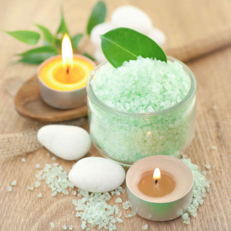 swimming candles: Wellness