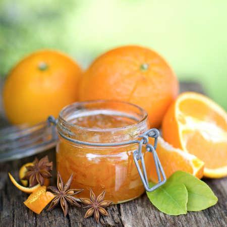 badiane: Orange confiture, anis �toil�
