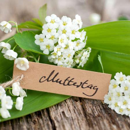 mam: German Muttertag