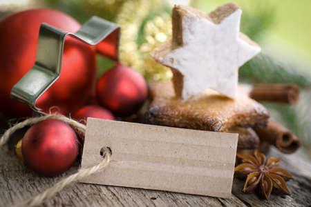 Christmas time, cookies Stock Photo - 14215582