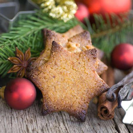 Christmas time, cookies Stock Photo - 14215581