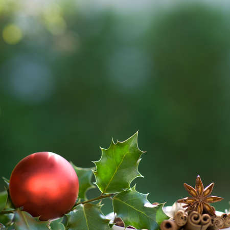 advent: Kerst achtergrond